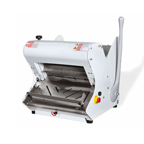 Manual bench type slicer