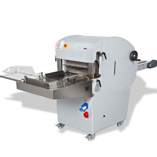 BT-MR52 is a novelty in the field of bread slicers with fixed pitch.